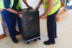 safe removal