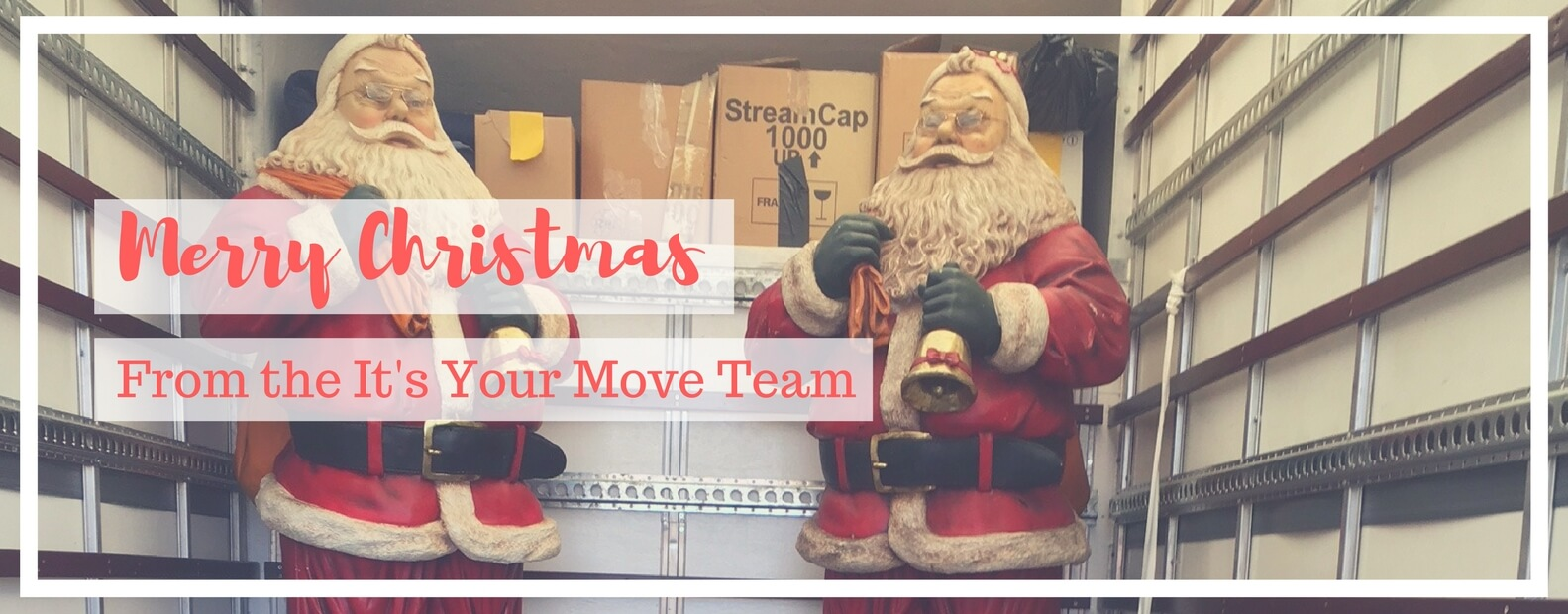 It's Your Move Christmas